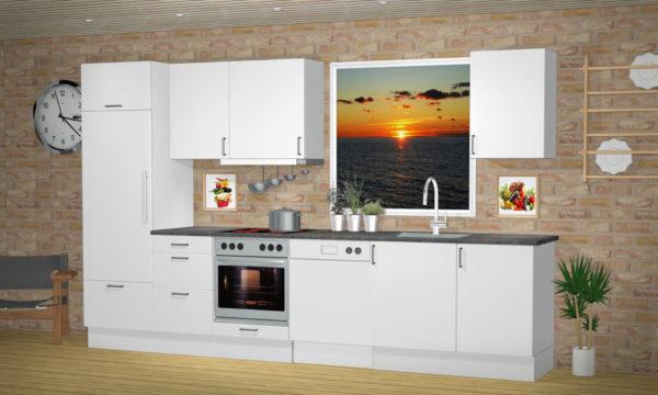 Kimbrer Lines: Et nyt køkken behøver ikke koste mange penge