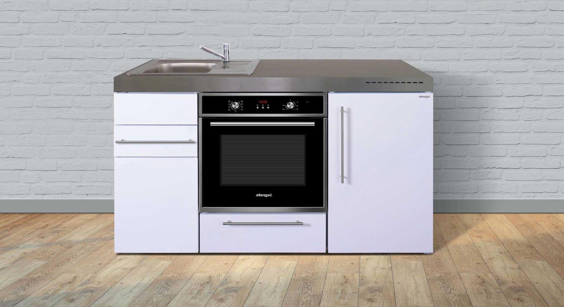 Inspiration, pris og tilbud på minikøkken - miljøvenligt MPB 150 minikøkken med ovn, køleskab m. frys mm. fra Kimbrer Lines, Røjbækvej 3, 9640 Farsø, tlf. 25126789