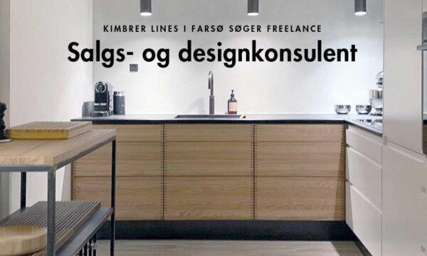 Kimbrer Lines søger freelance salgs- og designkonsulent