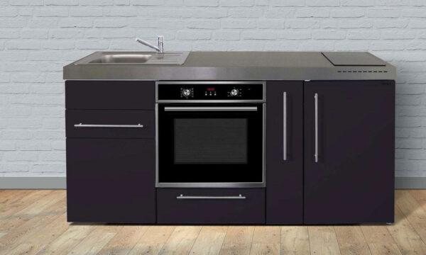 Elegant minikøkken – vælg mellem 8 flotte farver… (video)
